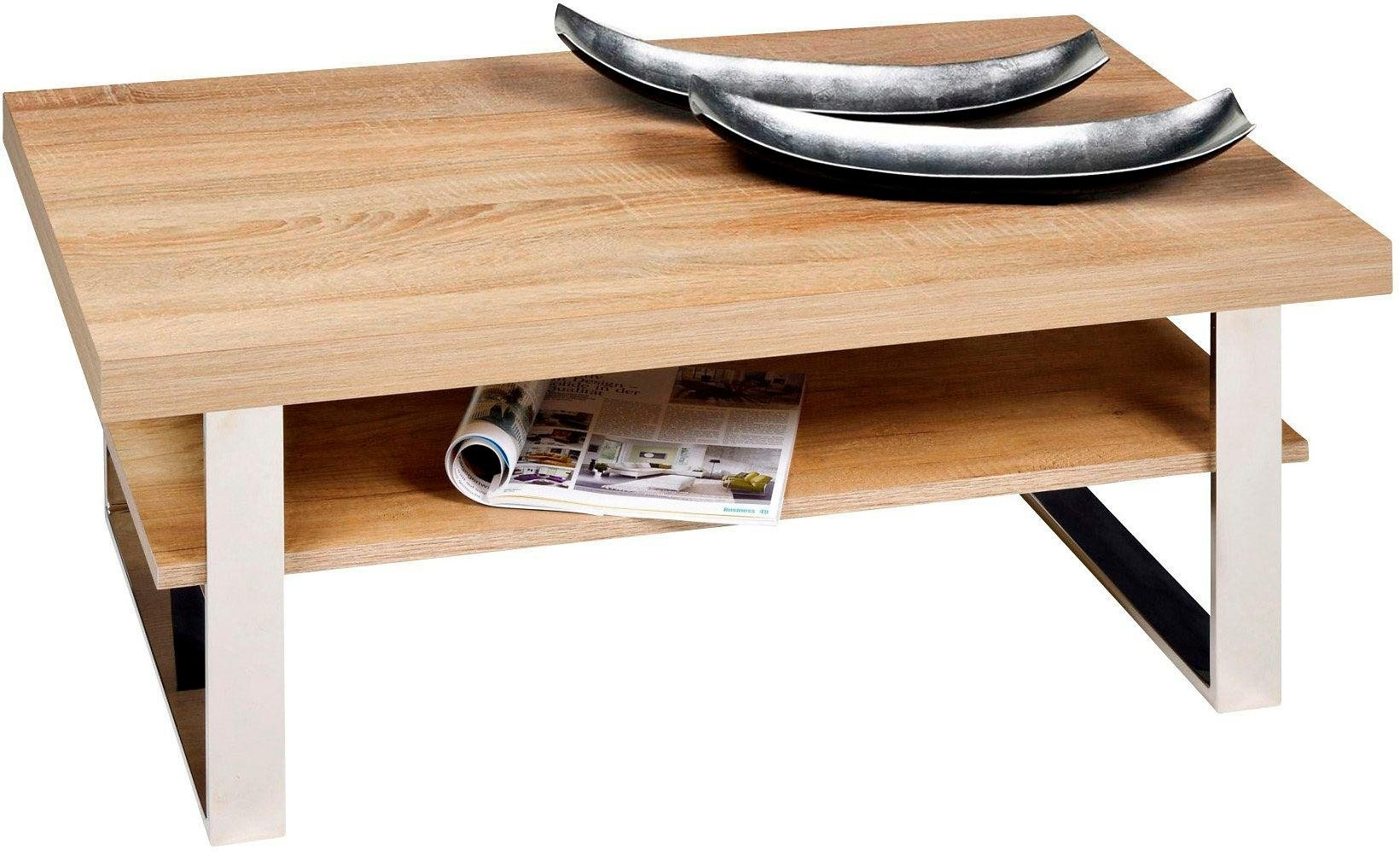 INOSIGN salontafel met plank nu online kopen bij OTTO