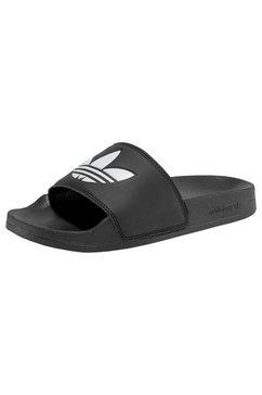 adidas originals badslippers »adilette lite j« zwart
