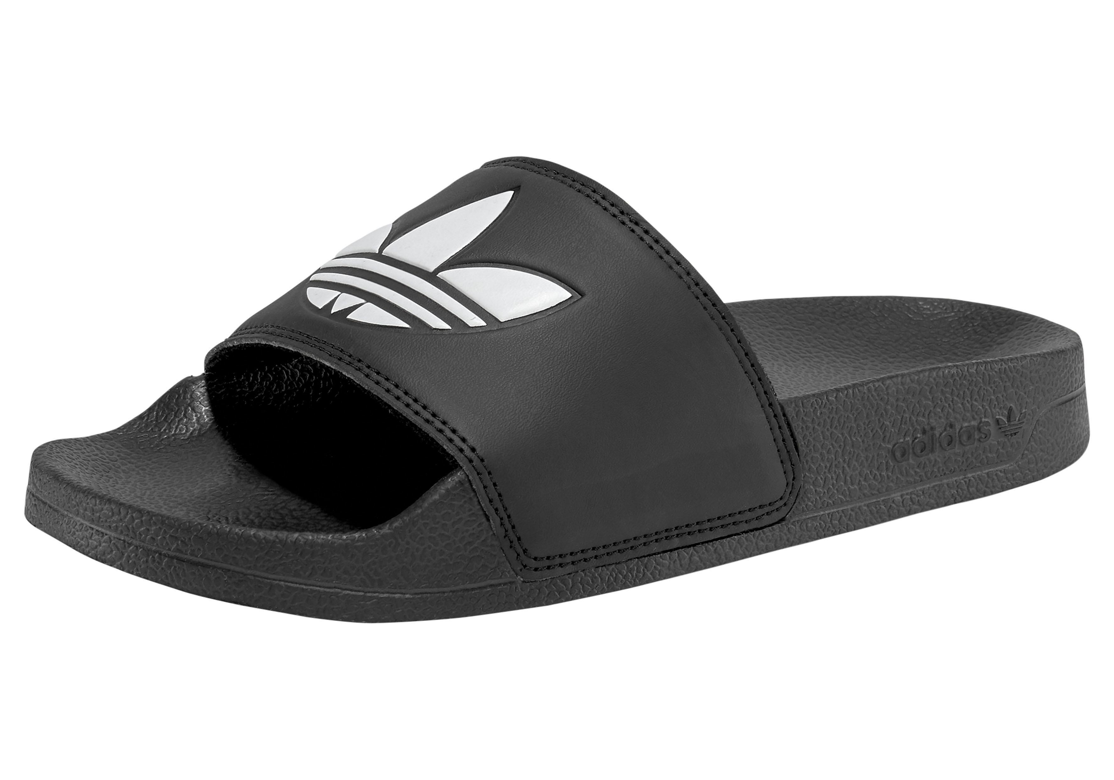 adidas Originals badslippers »ADILETTE LITE J« goedkoop op otto.nl kopen