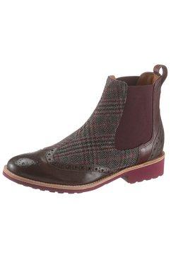 melvin  hamilton chelsea-boots »amelie 5« grijs