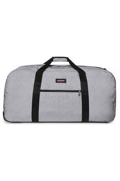 eastpak reistas warehouse+, sunday grey bevat gerecycled materiaal (global recycled standard) grijs
