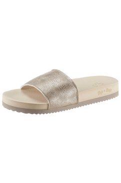 flip flop slippers goud