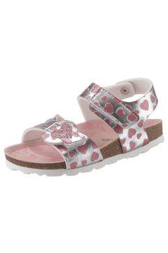 s.oliver sandalen roze