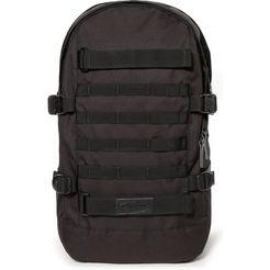 eastpak laptoprugzak »floid tact, black« zwart