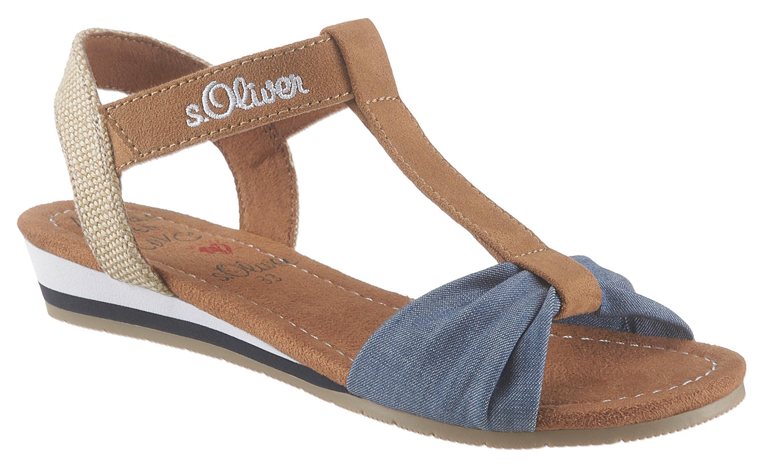 Op zoek naar een s.Oliver RED LABEL s.Oliver sandalen? Koop online bij OTTO