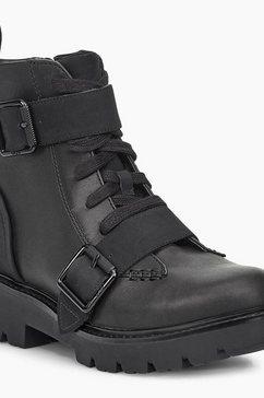 ugg hoge veterschoenen »noe« zwart