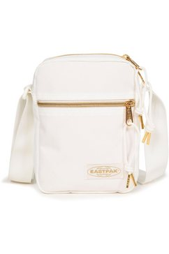eastpak schoudertas »the one goldout white« wit