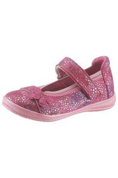 s.oliver klittenbandschoenen roze