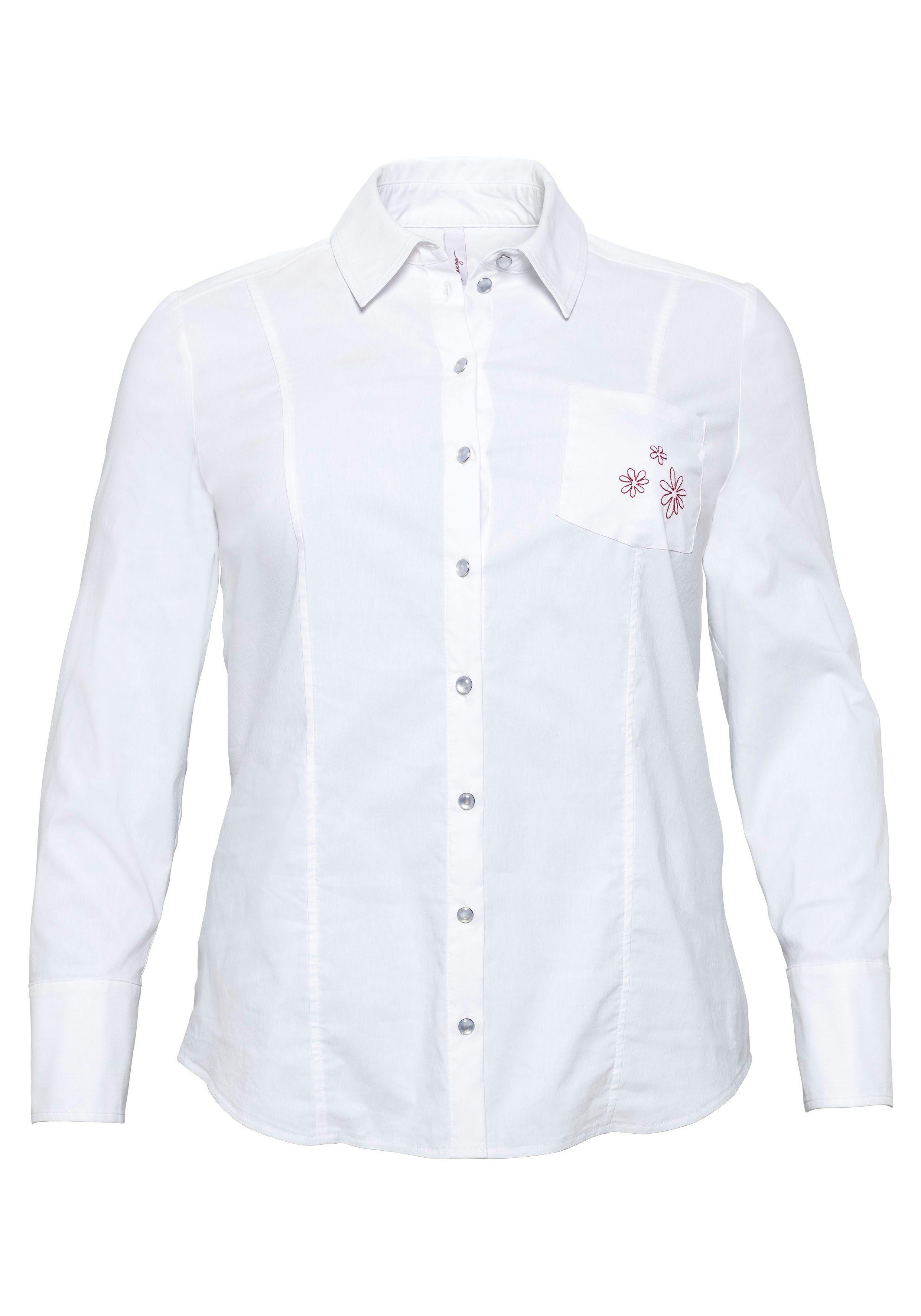 Sheego Overhemdblouse In De Online Winkel - Geweldige Prijs