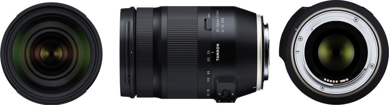 Tamron »SP 35-150mm F/2.8-4 Di VC OSD« objectief bestellen: 30 dagen bedenktijd