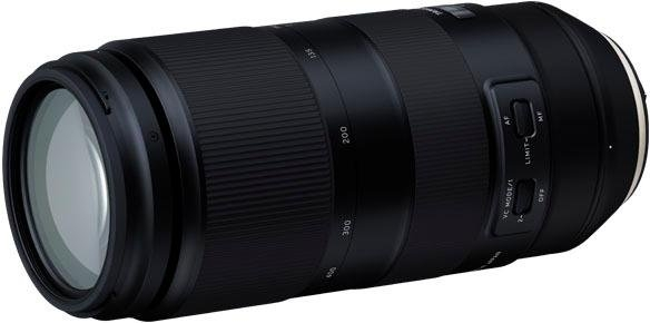 Tamron »AF 100-400 F/4,5-6,3 Di VC USD« objectief veilig op otto.nl kopen