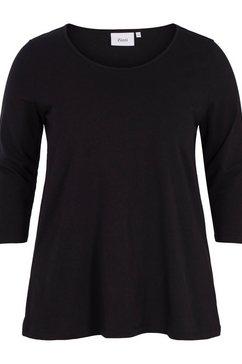 zizzi t-shirt zwart