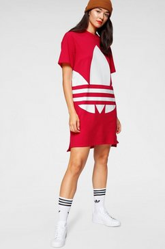 adidas originals shirtjurk rood