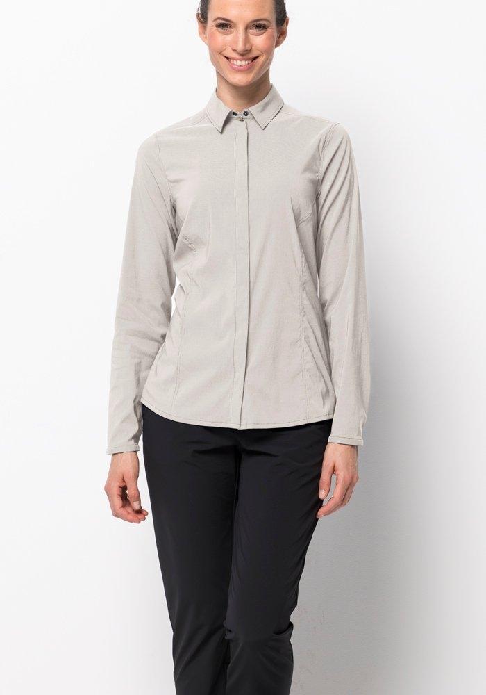 Op zoek naar een Jack Wolfskin functionele blouse »JWP LS SHIRT W«? Koop online bij OTTO