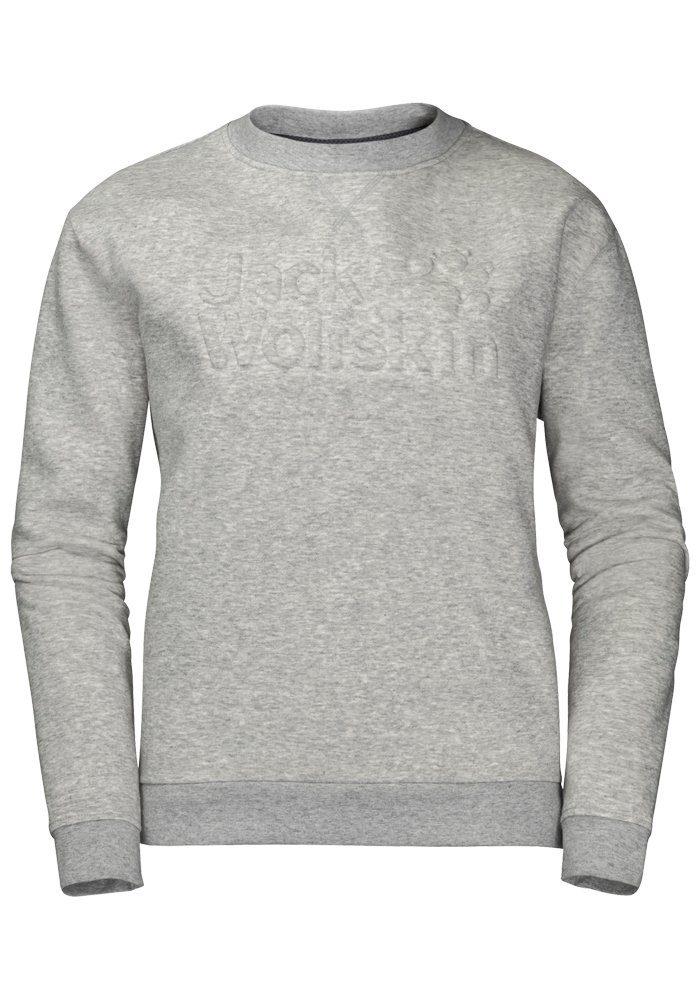 Jack Wolfskin Sweatshirt Winter Logo W? Bestel Nu Bij - Geweldige Prijs