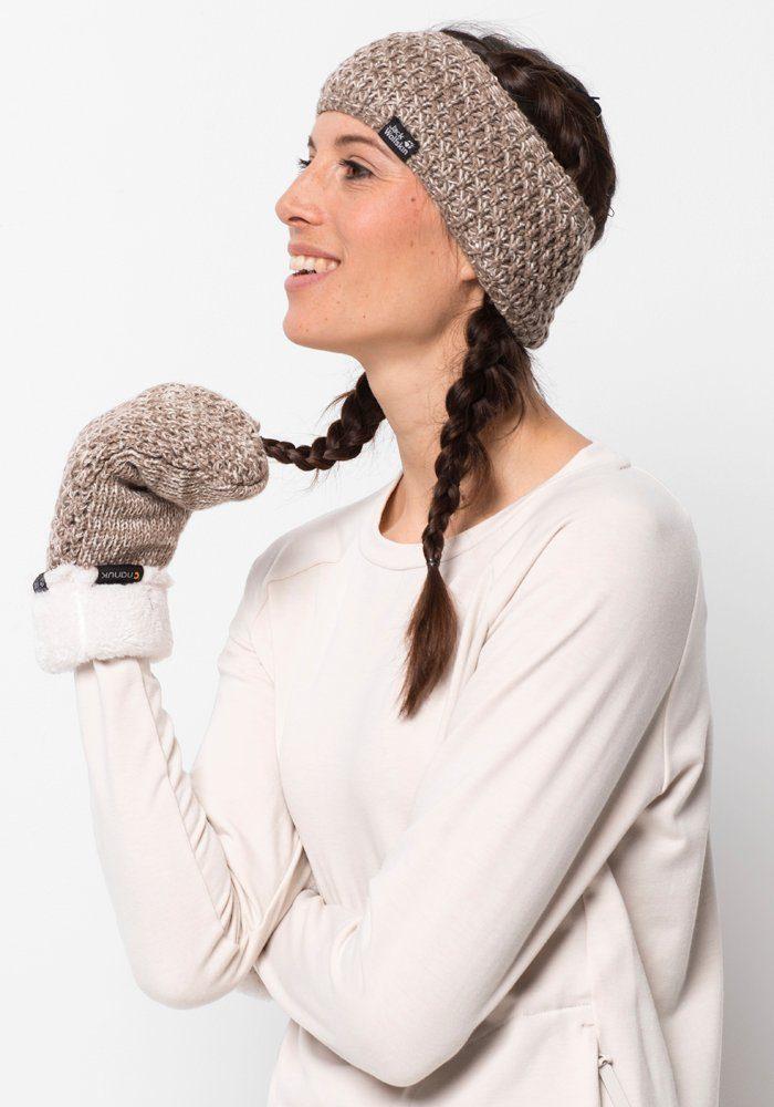 Jack Wolfskin Haarband »HIGHLOFT KNIT HEADBAND WOMEN« online kaufen | OTTO
