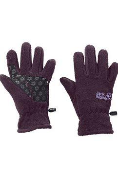 jack wolfskin handschoenen �kids fleece glove� paars
