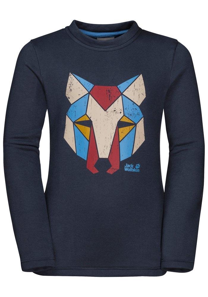 Jack Wolfskin sweatshirt »WINTER SWEATSHIRT KIDS« voordelig en veilig online kopen