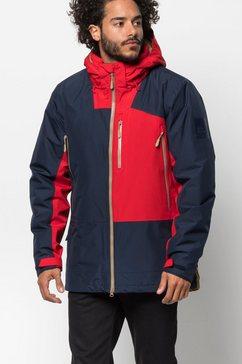 jack wolfskin winterjack 365 onthemove jacket m blauw