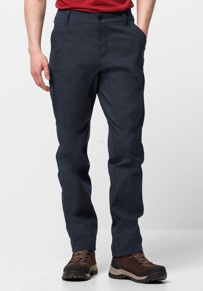 Jack Wolfskin softshell-broek WINTER TRAVEL PANTS goedkoop op otto.nl kopen