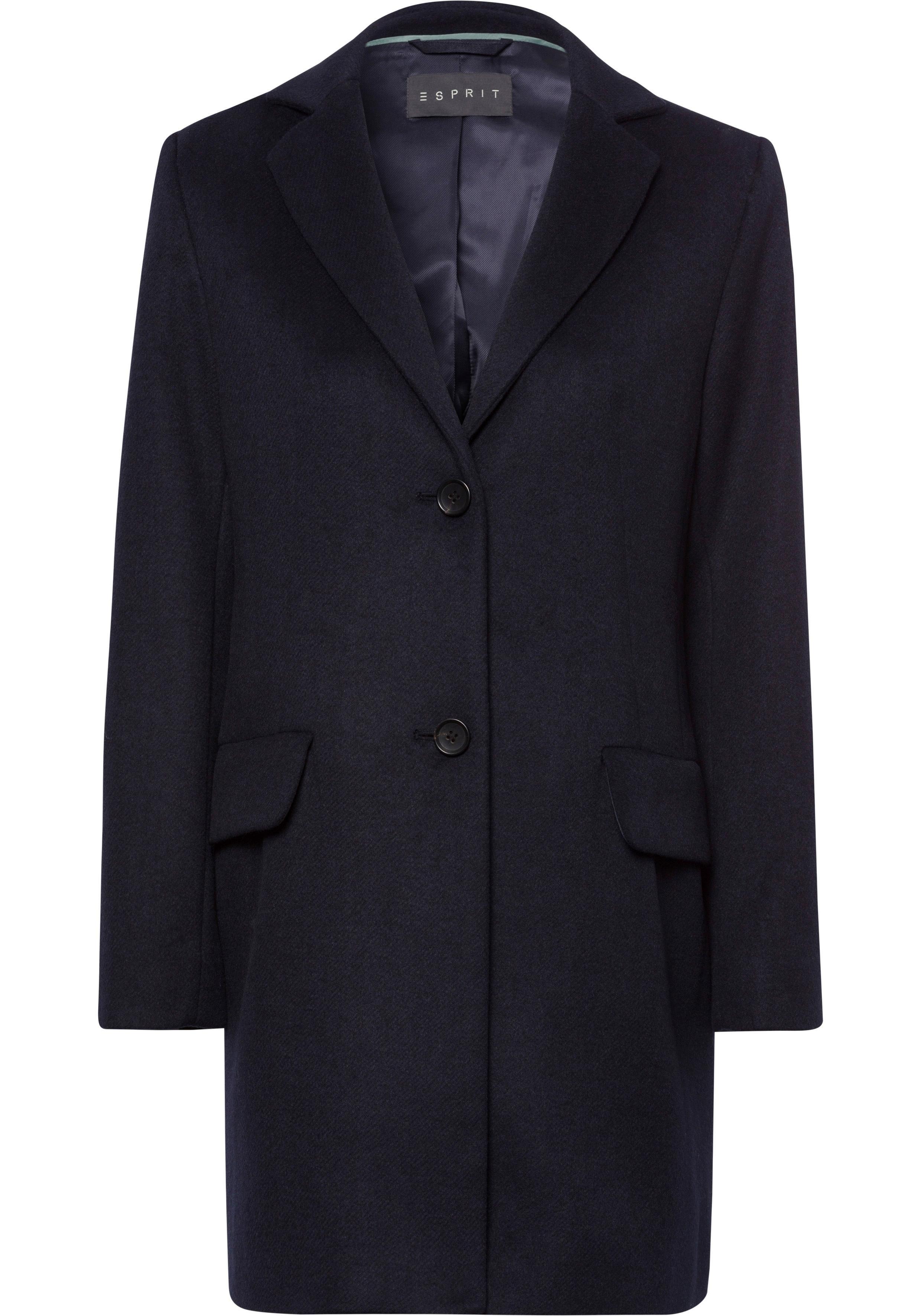 Esprit Collection lange jas - gratis ruilen op otto.nl