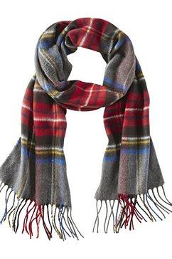 charles colby gebreide sjaal »earl cador« multicolor