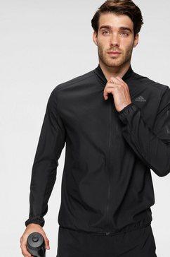 adidas performance runningjack »own the run jacket« zwart