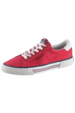 tom tailor sneakers rood