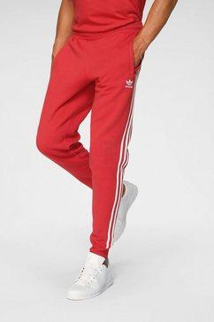 adidas originals joggingbroek »3-stripes pant« rood
