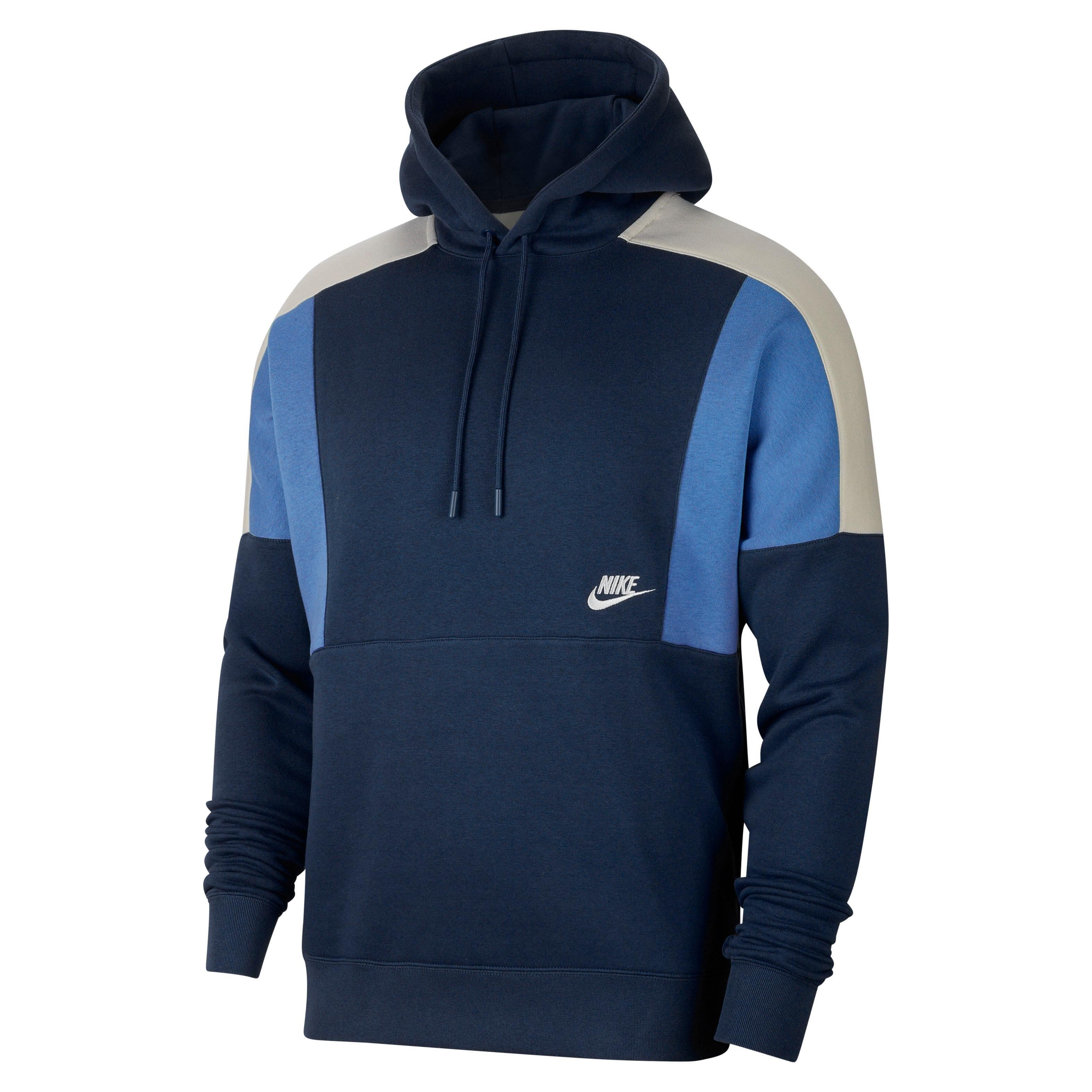 Nike Sportswear hoodie »Men's Color-block Pullover Hoodie« - gratis ruilen op otto.nl