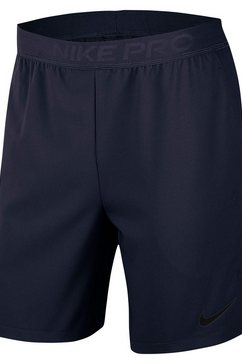 nike trainingsshort »nike pro flex men's shorts« blauw
