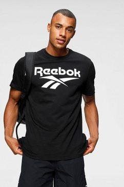 reebok classic t-shirt zwart