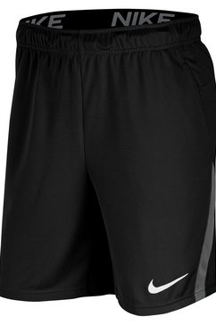 "nike trainingsshort »nike dri-fit men's 9"" training shorts« zwart"
