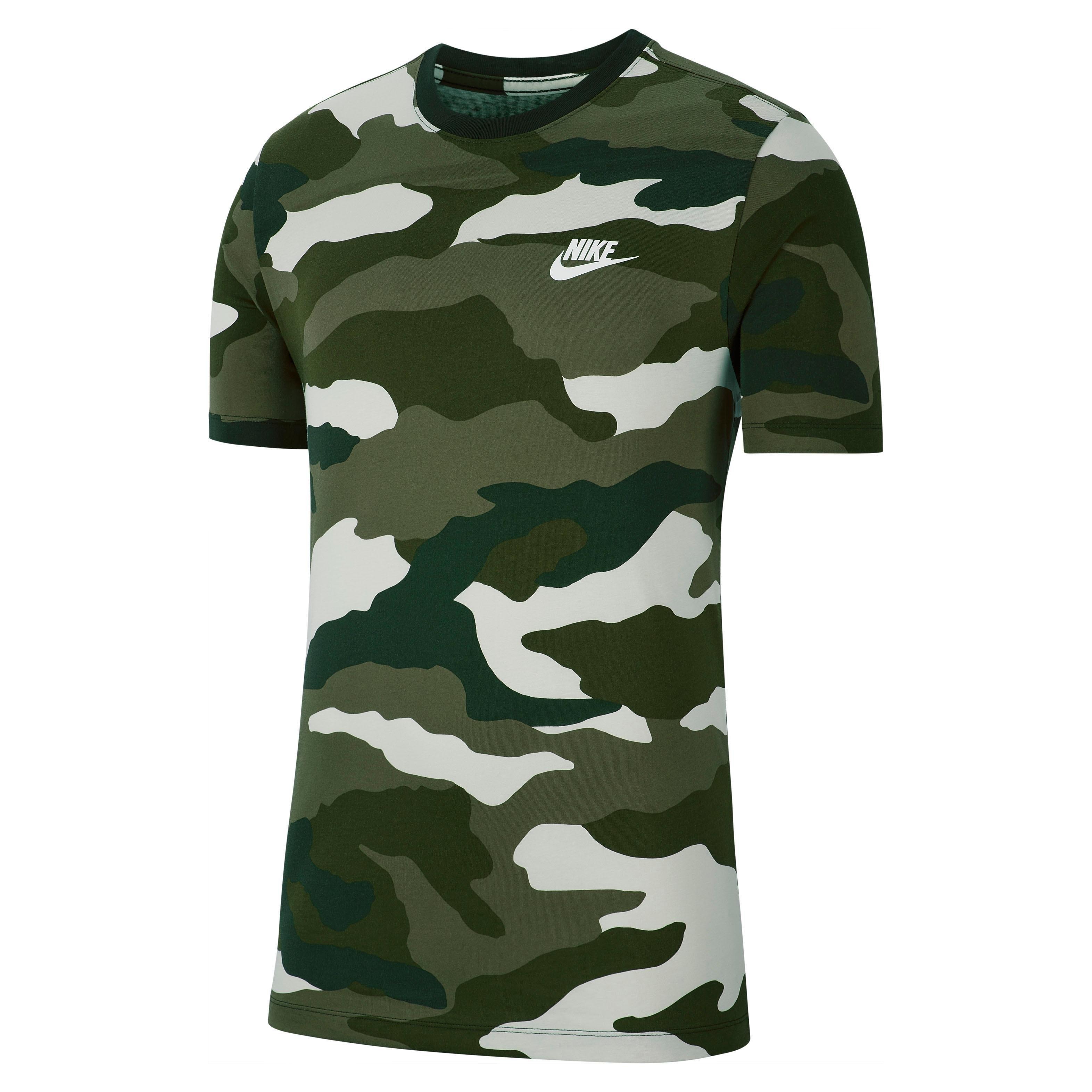 Nike Sportswear T-shirt »Nike Sportswear Men's Camo T-Shirt« nu online bestellen