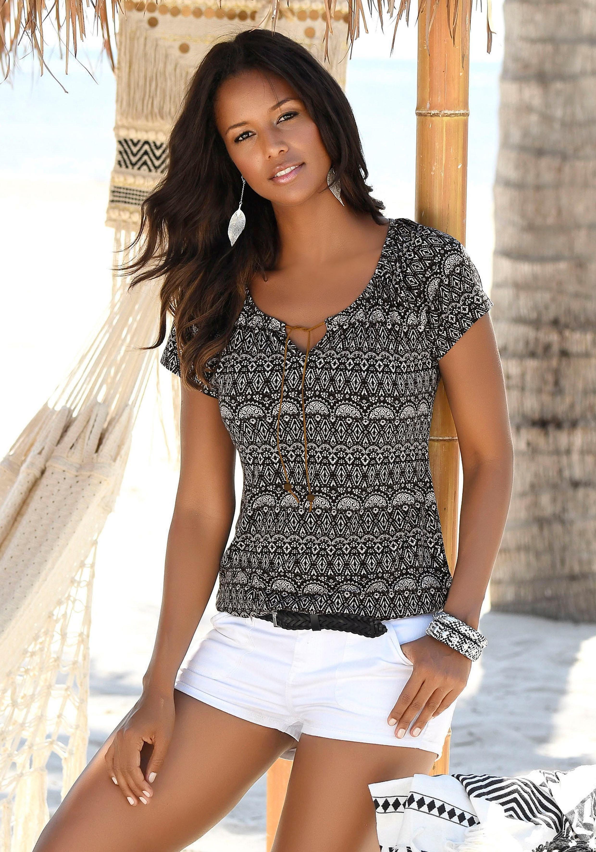 Op zoek naar een LASCANA shirt (set van 2)? Koop online bij OTTO