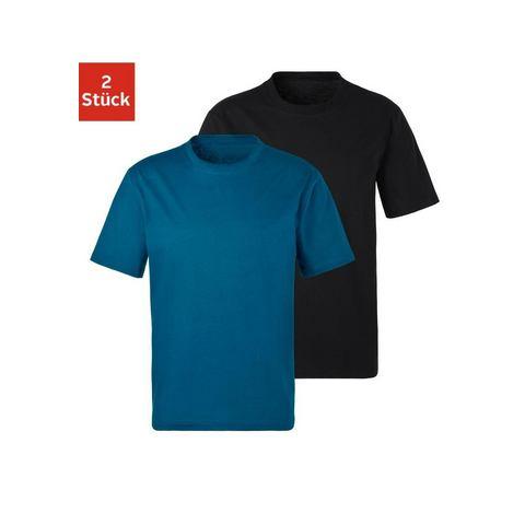 Bench. shirt met korte mouwen (set van 2)