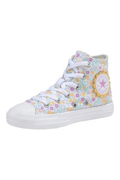 converse sneakers »kinder chuck taylor all star-hi« geel