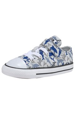 converse sneakers kinderen chuck taylor all star 1v-ox blauw
