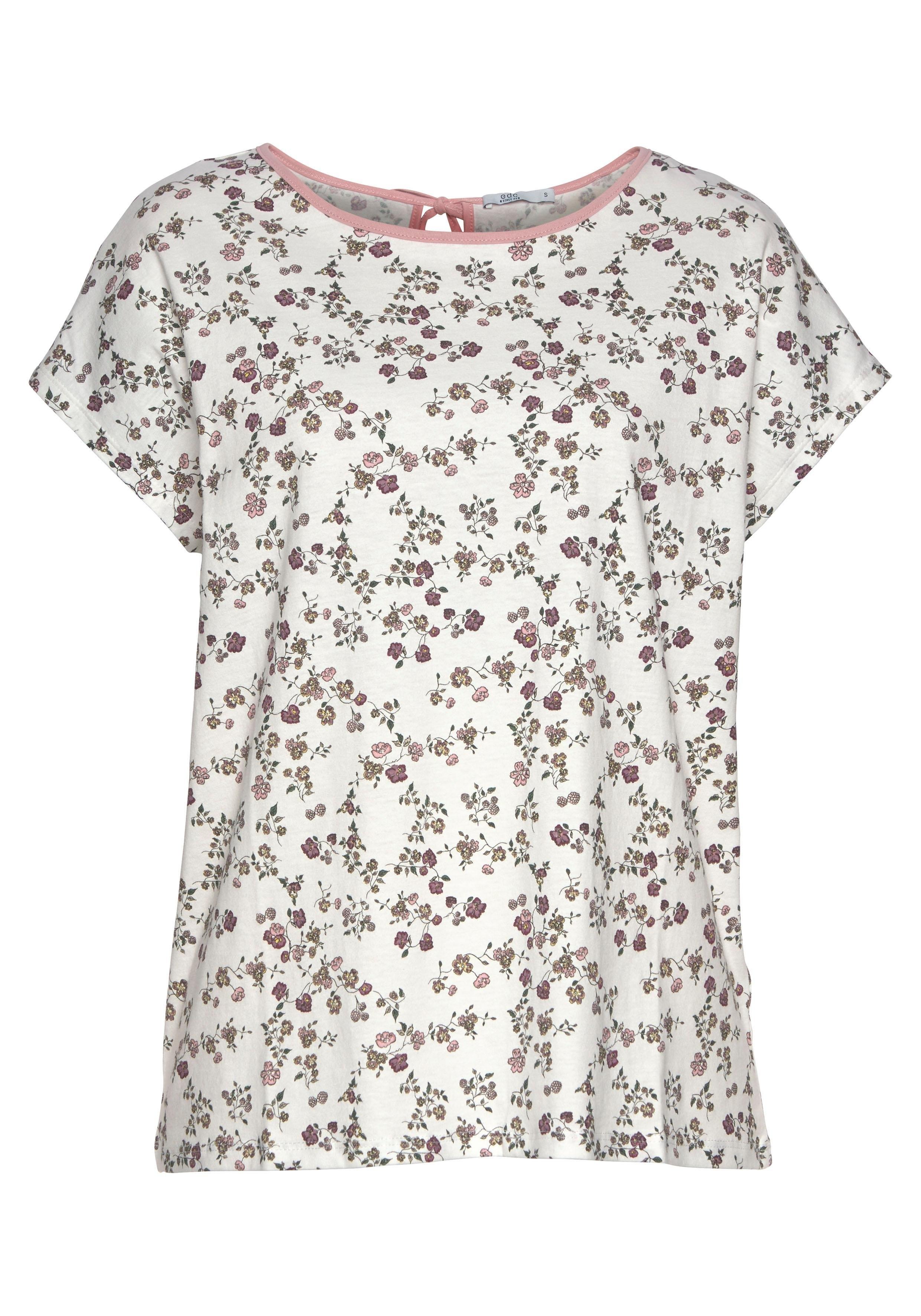 edc by esprit shirt met korte mouwen nu online kopen bij OTTO