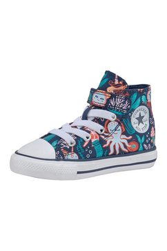 converse sneakers »kinder chuck taylor all star 1v -hi mermaid« multicolor