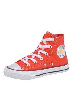 converse sneakers »kinder chuck taylor all star-hi« oranje