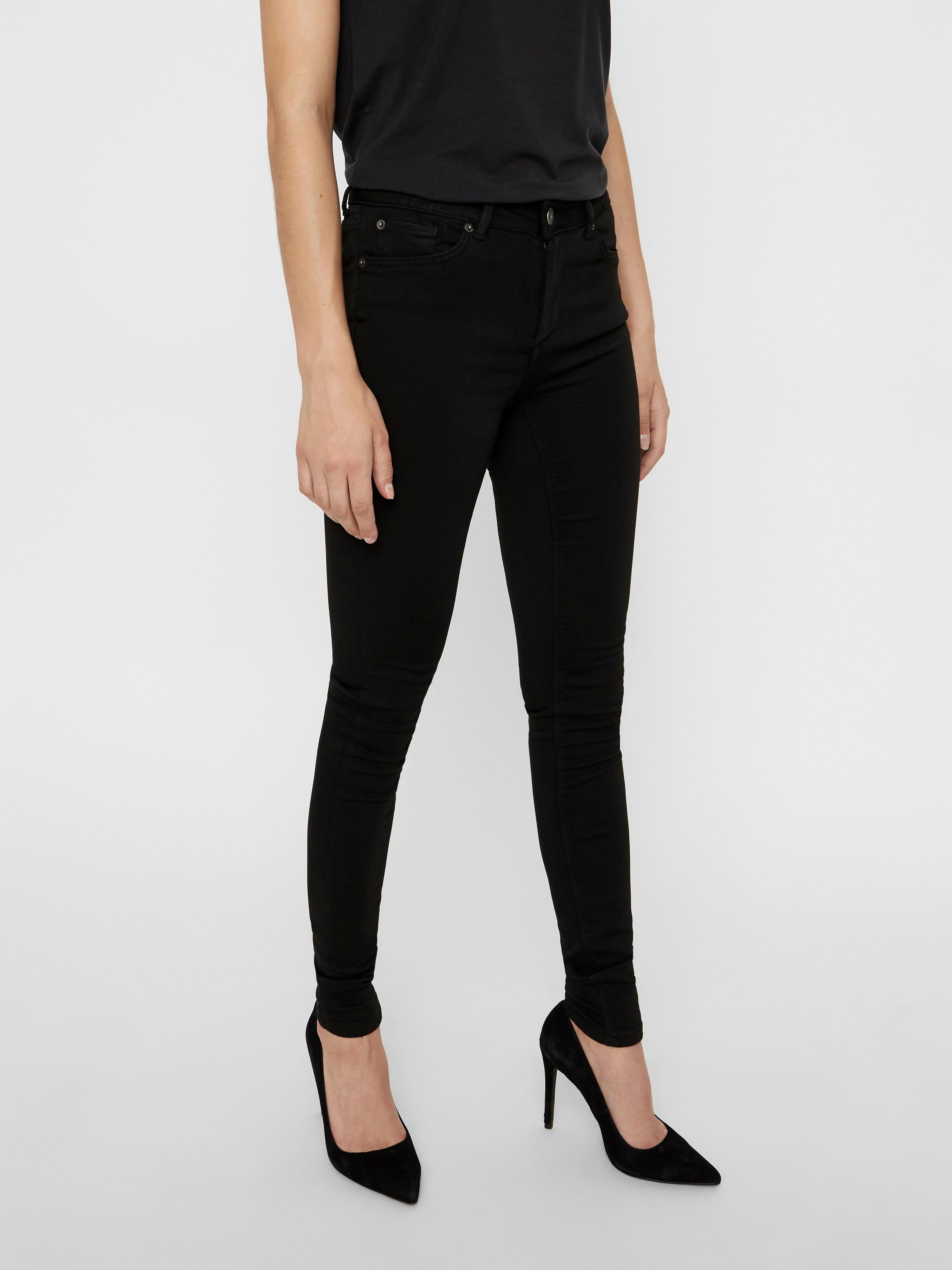 Op zoek naar een VERO MODA skinny fit jeans »LUX«? Koop online bij OTTO