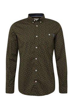 tom tailor overhemd met lange mouwen groen