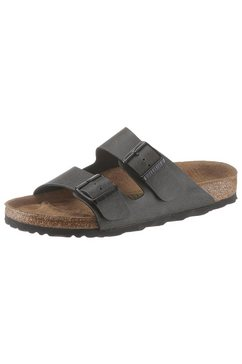 birkenstock slippers »arizona« grijs