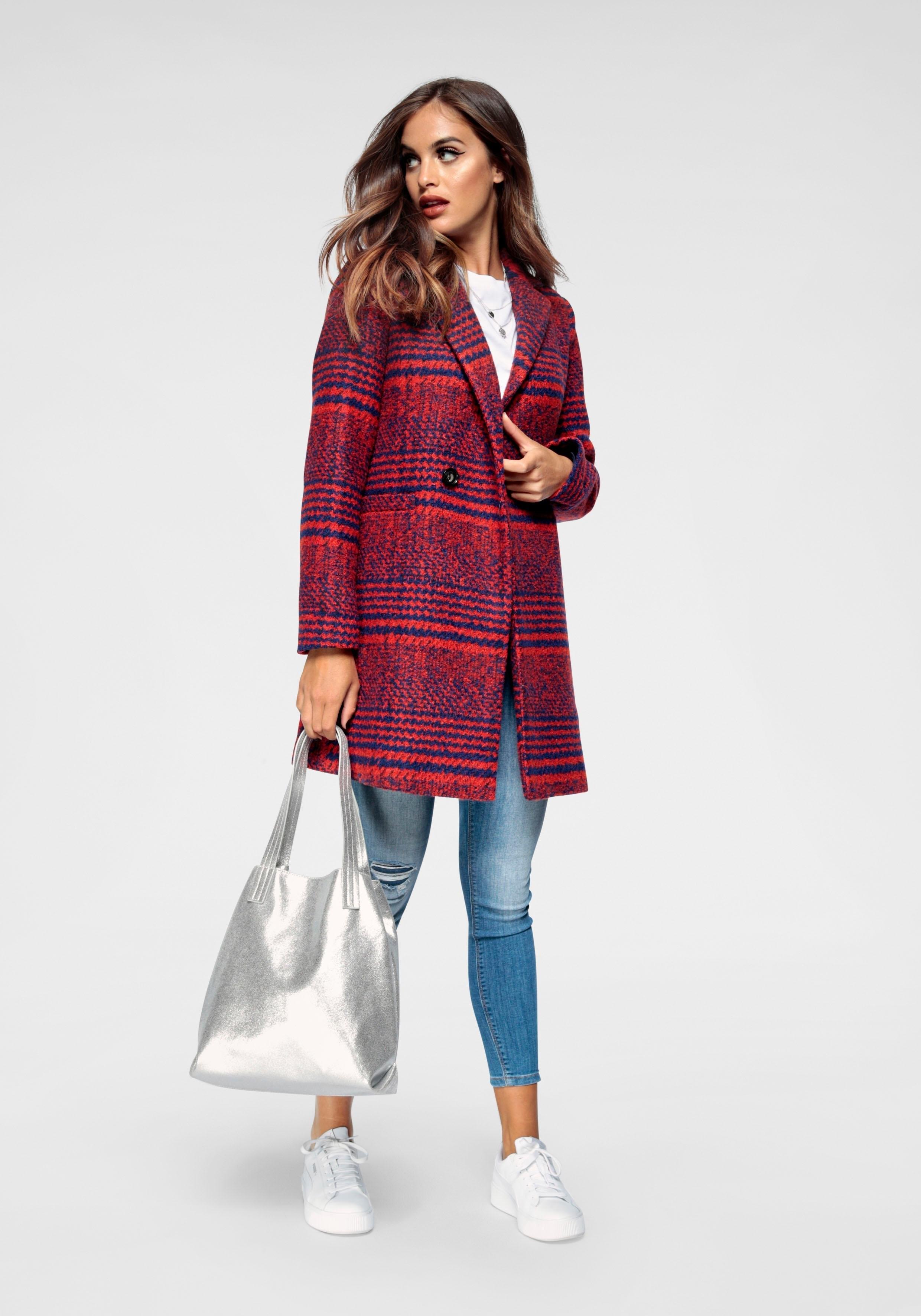 ONLY coat »JOHANNA« - gratis ruilen op otto.nl