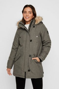 vero moda parka »excursion expedition« grijs