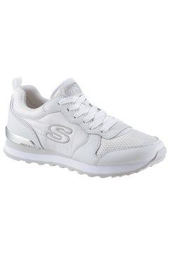 skechers sneakers »gold´n gurl« wit