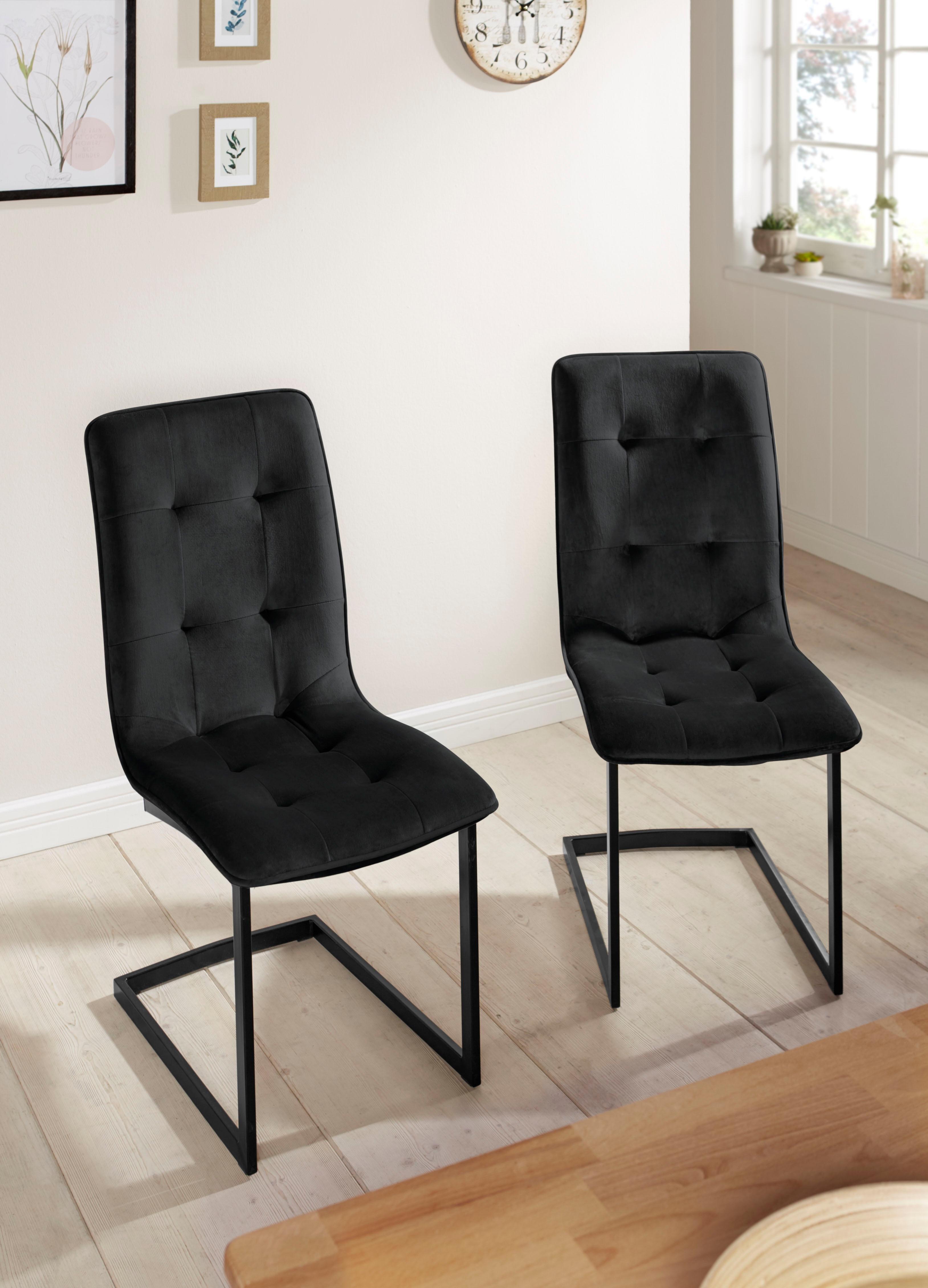 Vrijdragende stoel 'Ofelia' - gratis ruilen op otto.nl