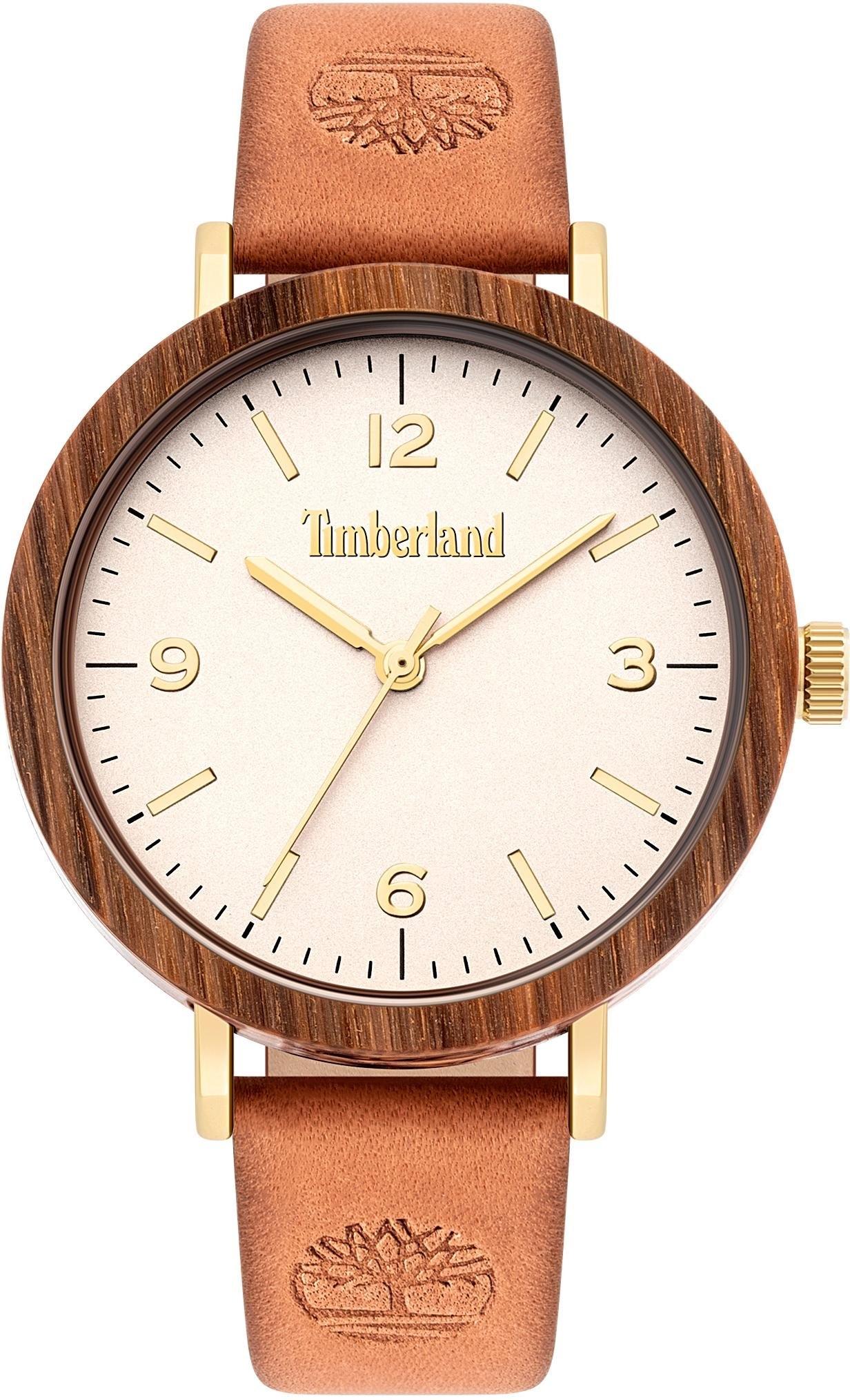 Timberland kwartshorloge »NAYSON, TBL15958MYGBN.07« nu online bestellen