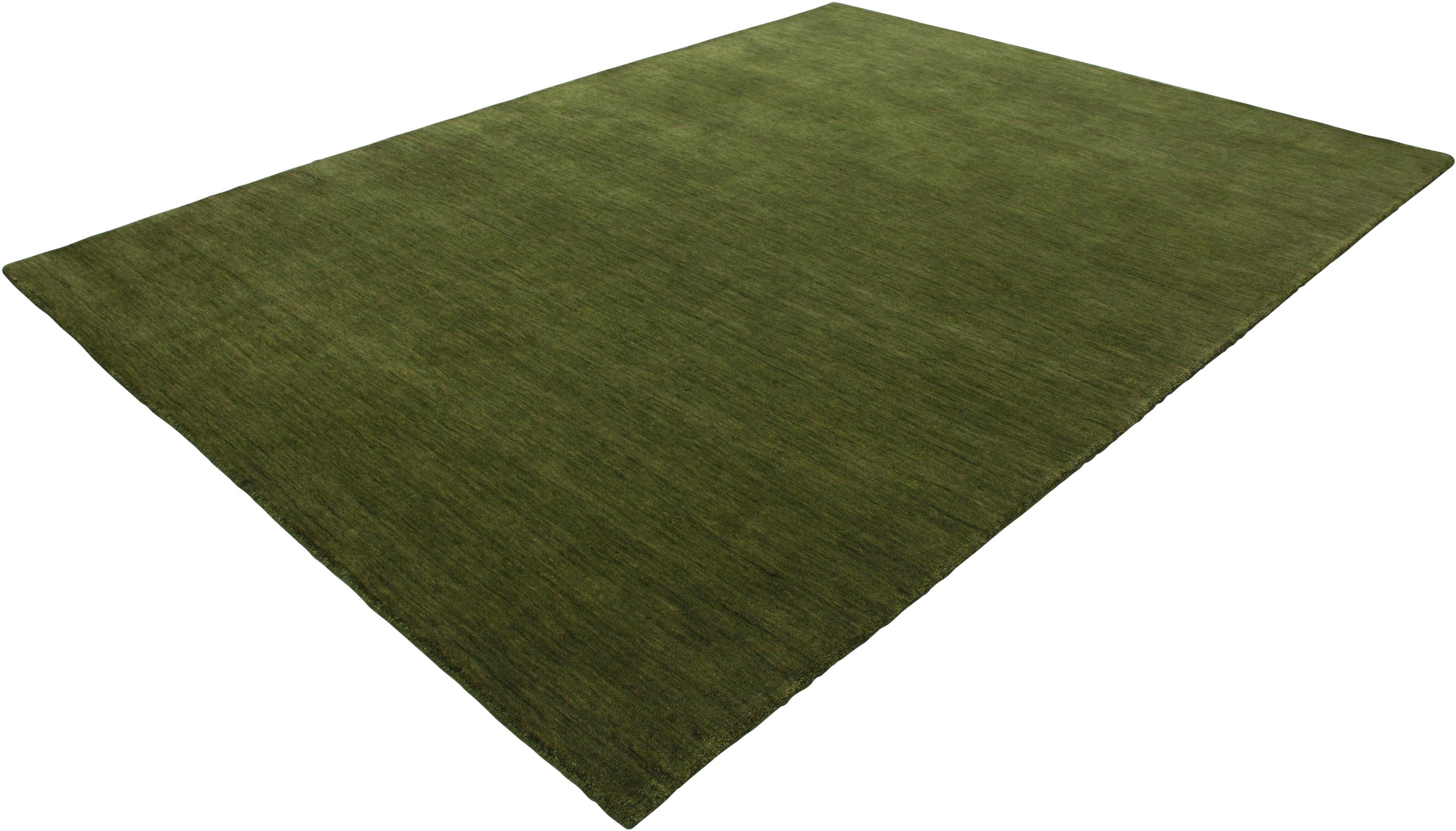 Calo-deluxe Wollen kleed, »Breez 100«, rechthoekig, hoogte 15 mm, met de hand geknoopt nu online kopen bij OTTO